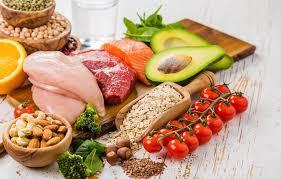 رژیم غذایی سالم ومغذی
